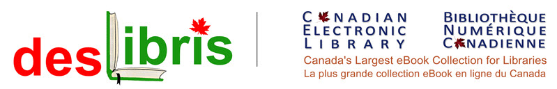 Canadian Electronic Library Logo